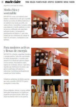 MARIE CLAIRE SPAIN 2.0